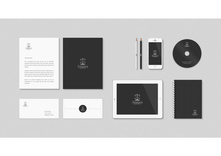 Hukuk Bürosuna Logo ve Marka Tasarımı yarışmasına tasarımcı yagan tarafından sunulan  tasarım