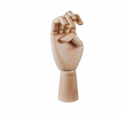 Wooden hand fra HAY i Magasin på øverste etage. Den skal helst være mellem størrelse:-)