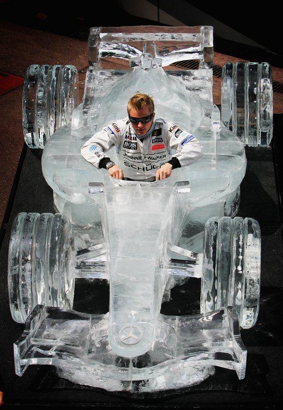 Kimi Räikkönen - iceman from Finland
