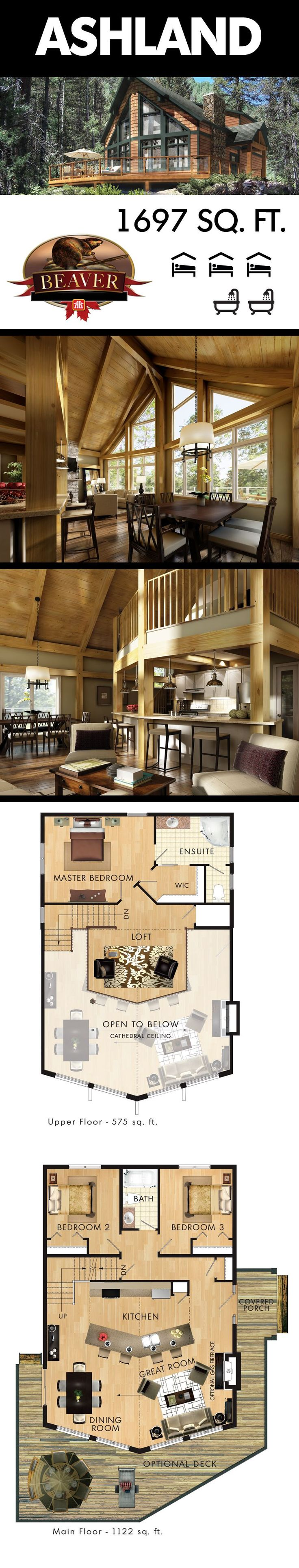 25 best loft floor plans ideas on pinterest lofted bedroom the ashland boasts a rugged elegance it is exactly what you would imagine a