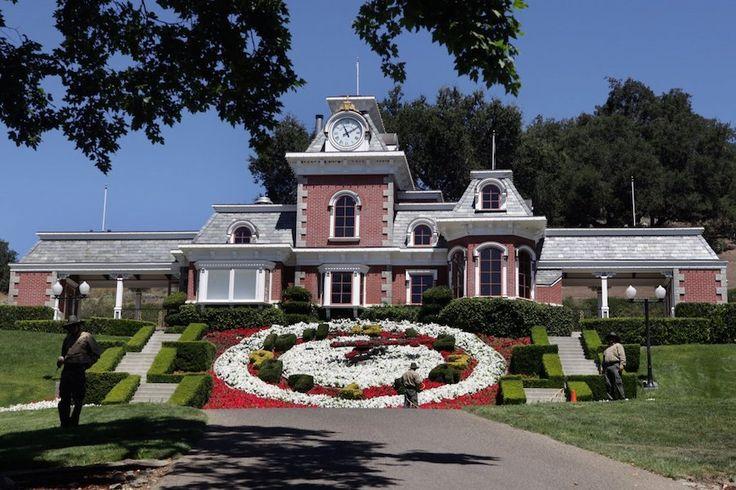 Rancho Neverland: La Mega Propiedad De Michael Jackson $50 Millones