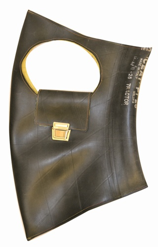 Inner tube bag #bags #woman