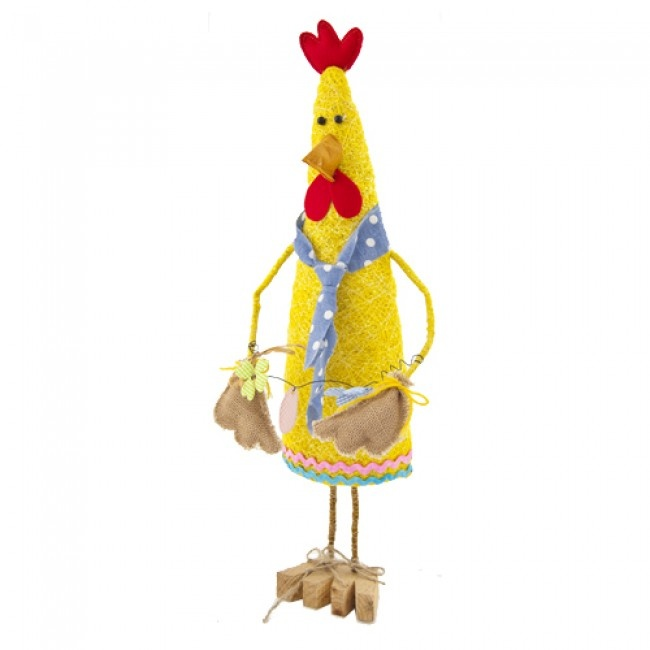 A new stand for 2013 - Big Decs!  Quirky chickens, Other animals/bunting.  All made from natural products.