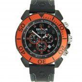 Sector Herren Uhr Cronograph Centurion Leder - R3271603025