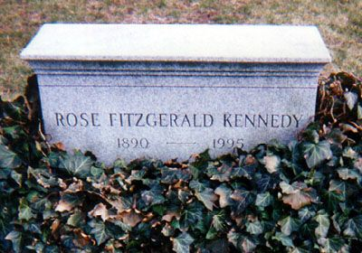 Rose Kennedy (1890 - 1995) Mother of John F. Kennedy, Robert Kennedy, Ted Kennedy and others