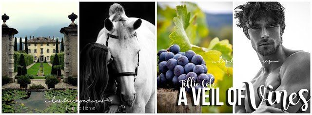 A Veil Of Vines, de Tillie Cole Reseña: goo.gl/b6fEbJ
