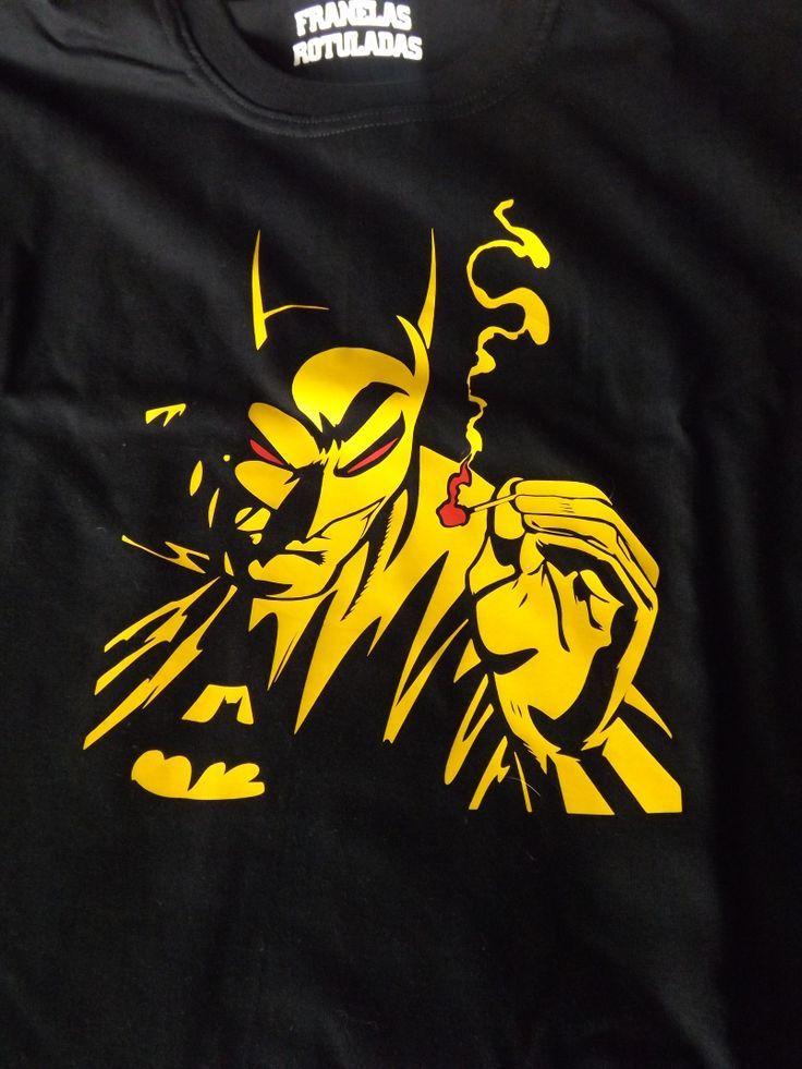 Batman / tshirt / remera / franela