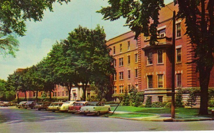 St. Nicholas hospital. Sheboygan