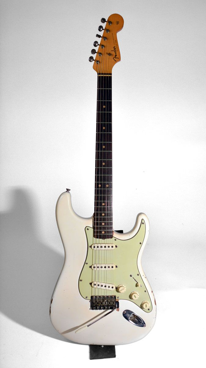 Buy online, view images and see past prices for Jimi Hendrix's 1963 Fender Stratocaster. Invaluable is the world's largest marketplace for art, antiques, and collectibles.