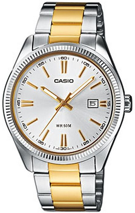 Zegarek damski Casio LTP-1302PSG-7A - sklep internetowy www.zegarek.net