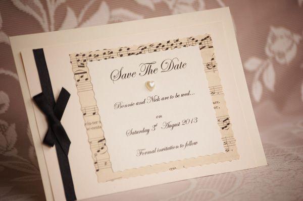Vintage wedding invitations - gorgeous new ideas for 2013 - English Wedding BlogEnglish Wedding Blog