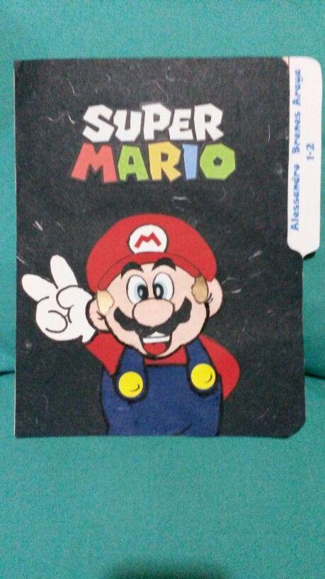 Folder Mario Bros