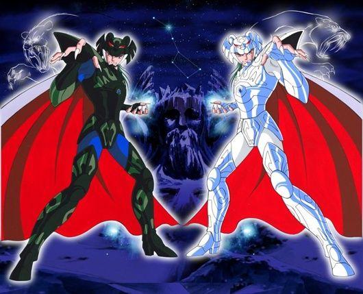 Mizar e Alcor - Cavalieri di Asgard