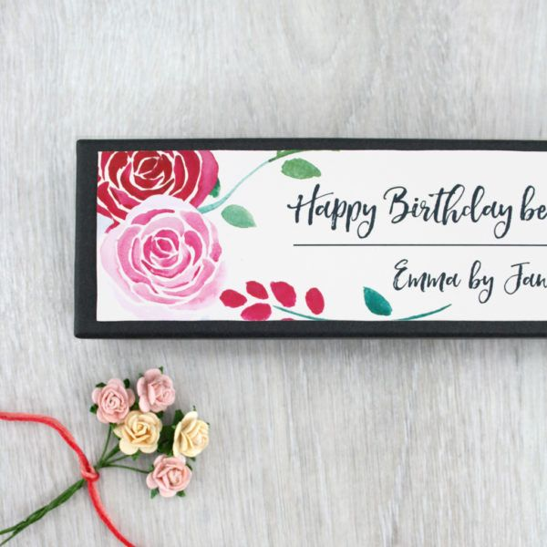 Emma Quote Pencils. Personalised gift pencils for Jane Austen fans