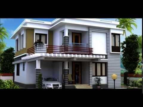 Desain Rumah Gaya India Minimalis Modern