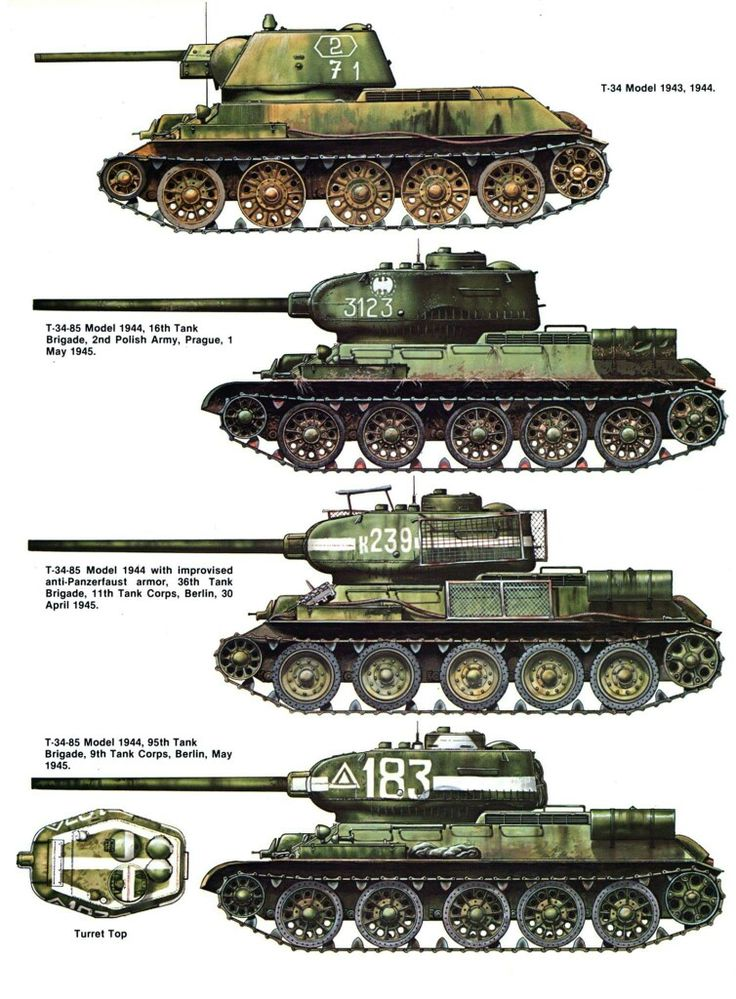 t34 amp t3485 soviet ww2 tanks pinterest