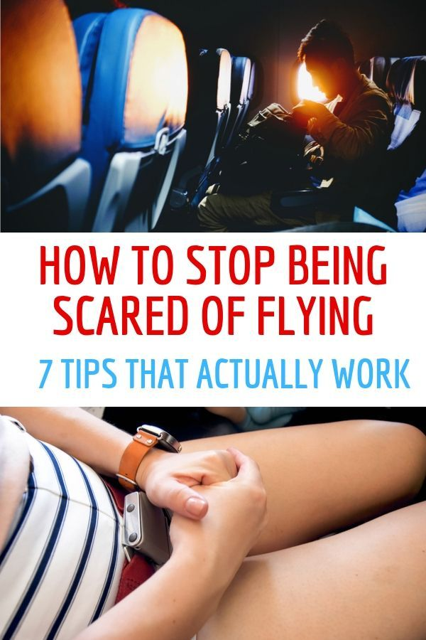 Stop Fear of Flying