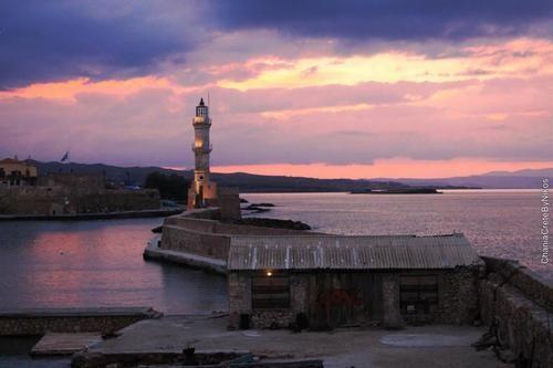 Crete,Chania-Greece