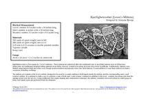 Ravelry: Kjaerlighetsvotter pattern by Amanda Bjoerge