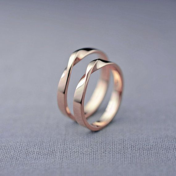 Our mobius ring is inspired by a mathematical design that translates beautifully…