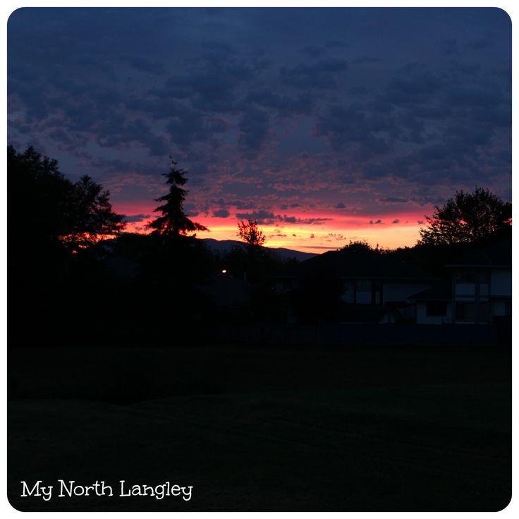 "Good Morning ""North Langley""!  http://www.facebook.com/MyNorthLangley"