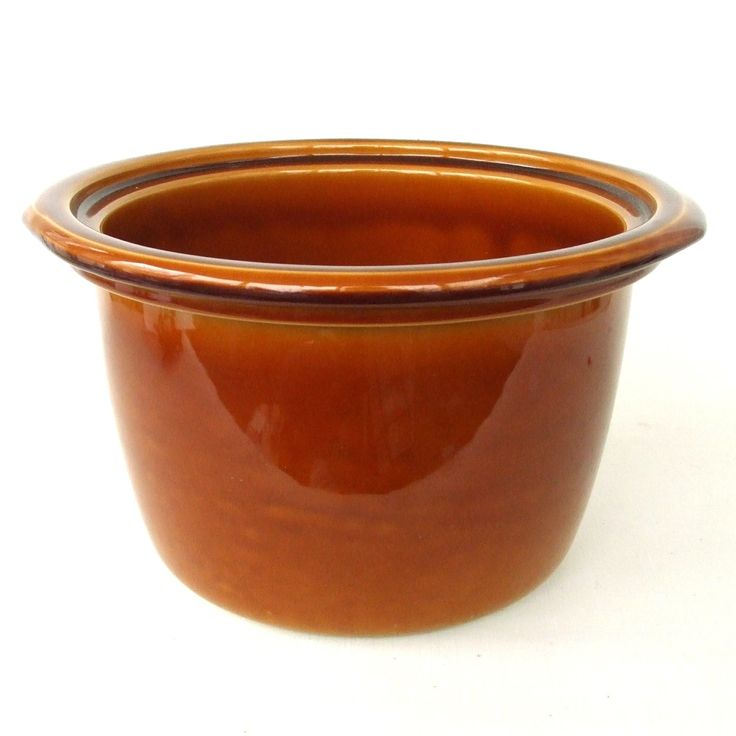 pictures of crock pots | Rival Crock Pot Replacement Part - Stoneware Crockpot Insert