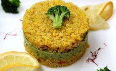 Tortino di quinoa gialla e broccoletti - Tutte le ricette dalla A alla Z - Cucina Naturale - Ricette, Menu, Diete