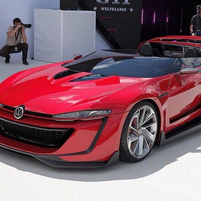 14 Best VW Concept Cars Images On Pinterest