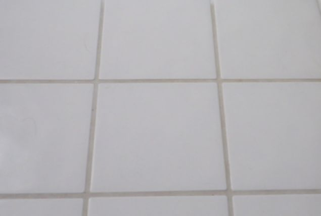 Cleaning Bathroom Tile Grout
