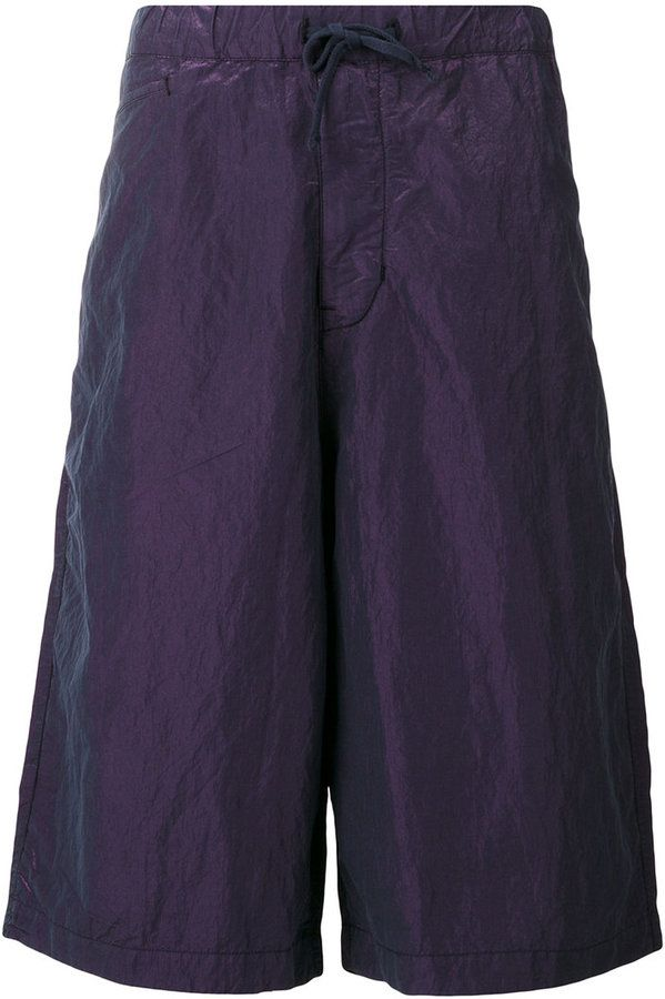 Stone Island Shadow Project baggy bermuda shorts