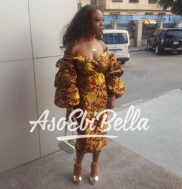 BellaNaija Weddings presents #AsoEbiBella – Vol. 172 – The Latest Aso Ebi Styles