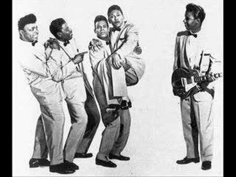 Down in Mexico by The Coasters. My favorite song this week... too, too cool.