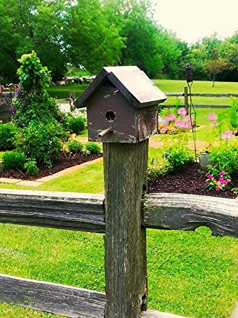 Herb Garden Tom And Debbie 2014 Prim Fences Walls And