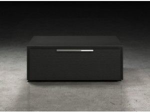 Tommy Gray Oak Contemporary Nightstands