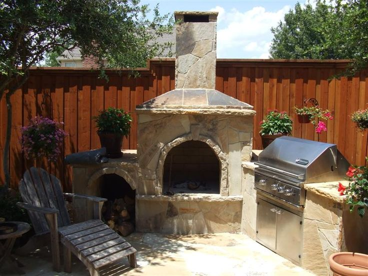 Wonderful Outdoor Fireplace Designs Bring Out Natural Concept : Beautiful  Small Backyard Area Rustic Outdoor Fireplace Designs