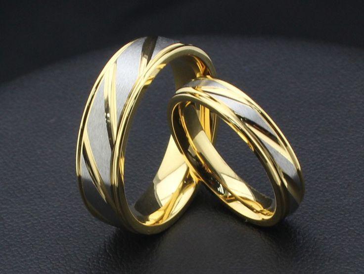 18k aranyozású Gold Filled karikagyűrű Cikkszám: 32266493161 Ára: 3250,-/db