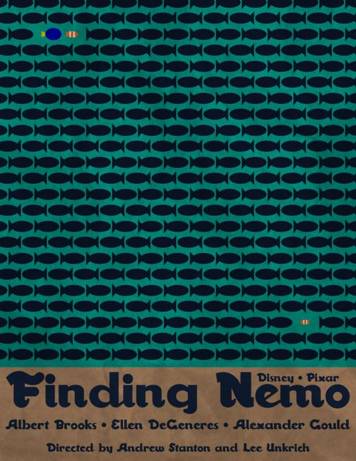 Finding Nemo   Made and submitted by Matt Bacon