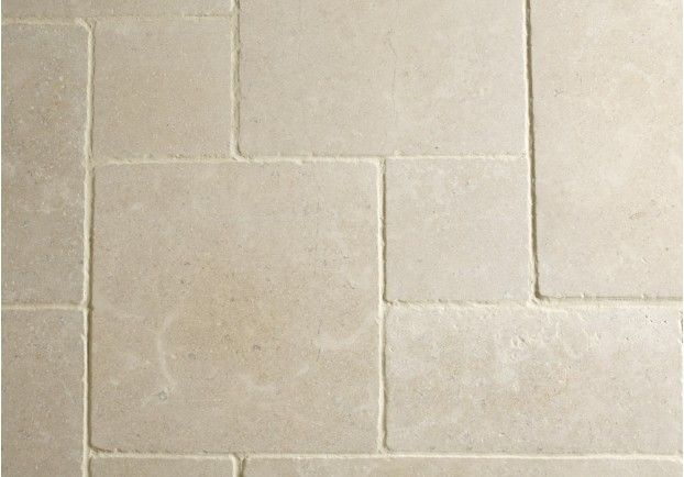 The Dijon Tumbled Limestone is a hardwearing limestone, which can be used externally.