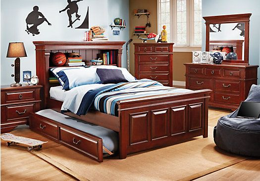 17 best images about gavins new room on pinterest surf - Rooms to go kids bedroom furniture ...