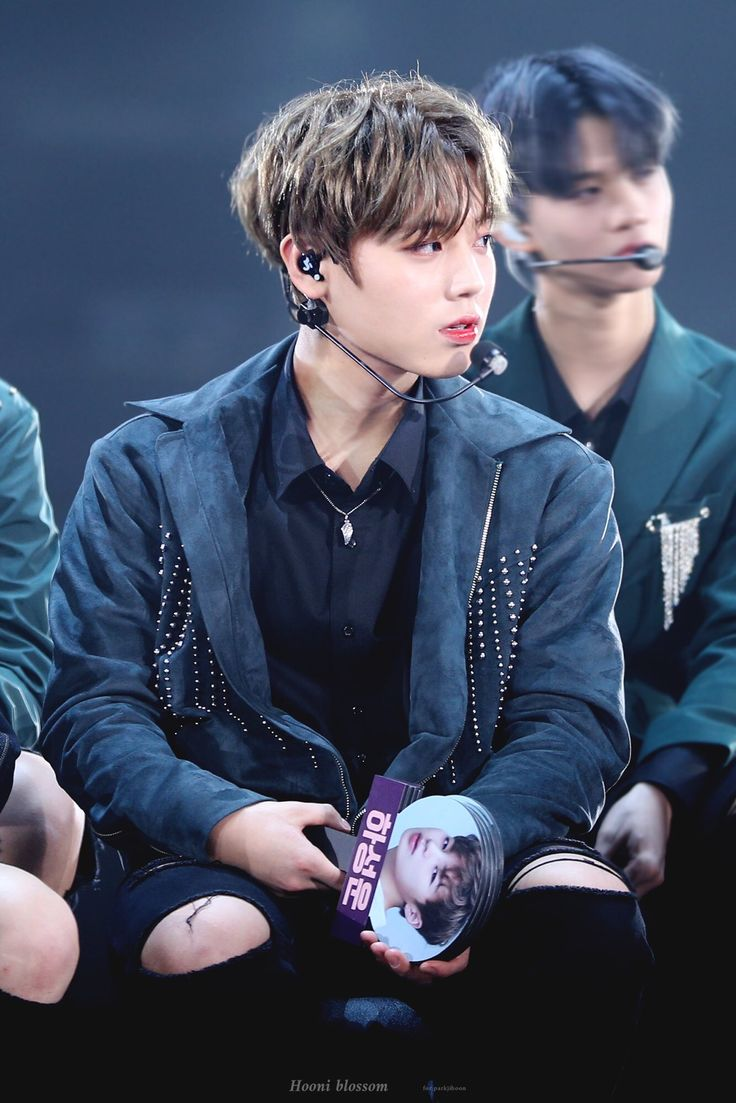 171216 Wanna One Premier Fancon Day 2 #Jihoon