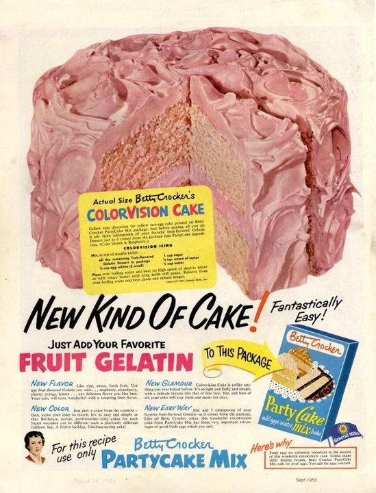 Pink Lemonade Cake Mix Bad