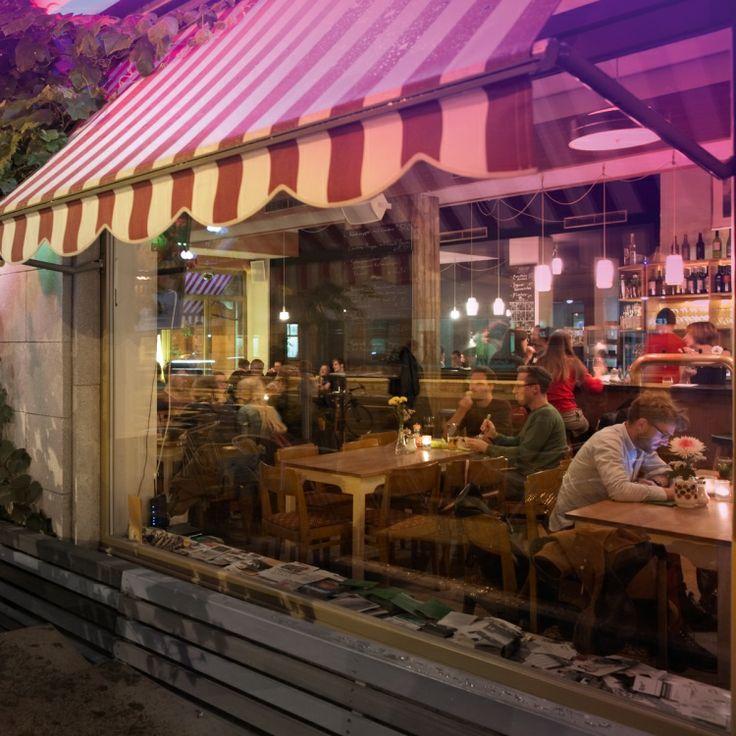 Café Cantona, Leipzig
