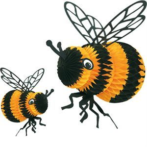 669 Best Bee Theme Images On Pinterest