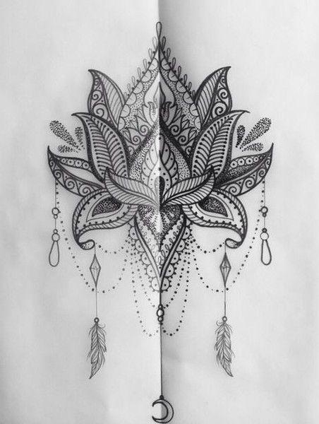 the 25 best geometric mandala tattoo ideas on pinterest