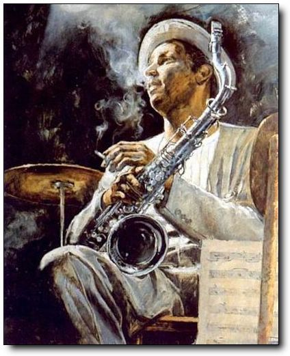 jazz paintings - Google Search
