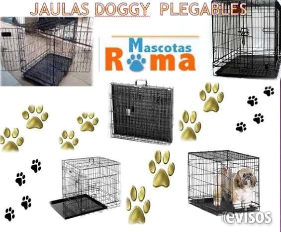 jaulas doggy plegable para perro  MASCOTAS ROMA   Y ACCESORIOS Pone A la Venta Jaula Doggy P ..  http://mexico-city.evisos.com.mx/jaulas-doggy-plegable-para-perro-id-629670