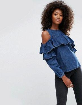 Tops de mujer   Camisas, blusas y camisolas para mujer   ASOS