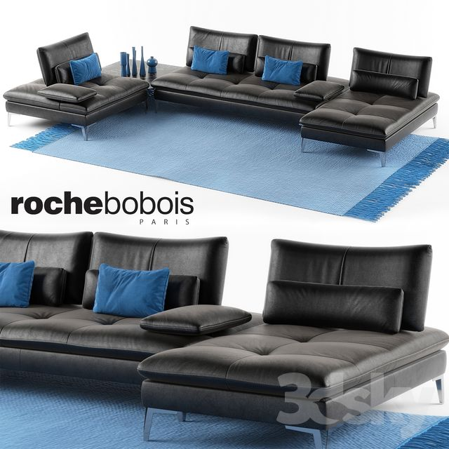Roche Bobois Sofa Scenario Set, Roche Bobois Furniture Reviews