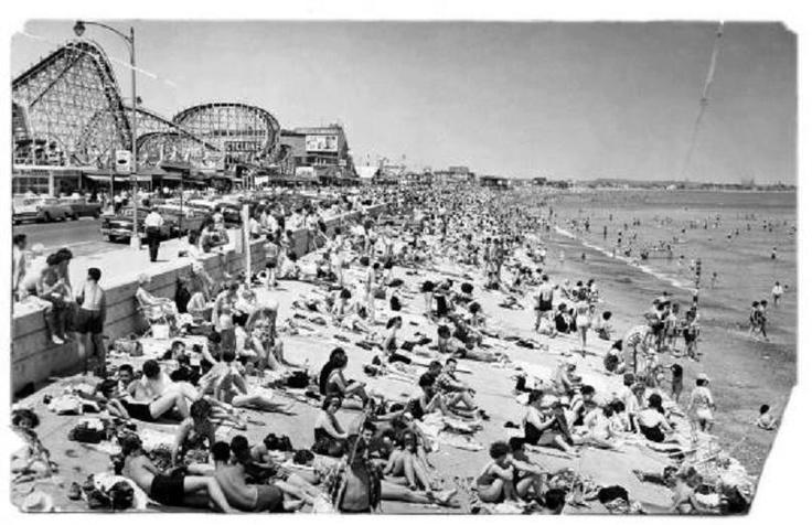 revere beach revere, ma | Old School | Pinterest