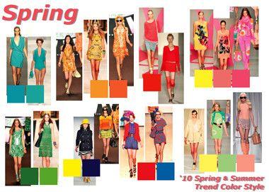 カリテスが考えるパーソナルカラー05:パーソナルカラータイプ 春・スプリングってどんな人?|ビジネス&カラーコンサルタント 本間美於の Color Conscious Life & Business